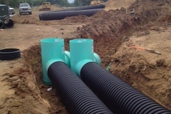 NYLOPLAST DRAINAGE STRUCTURES